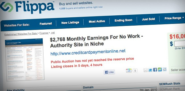 10 Steps to Making a Profit Buying and Selling Websites