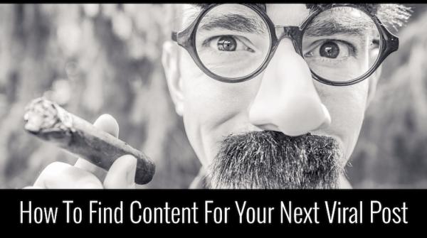 Cách Tìm Nội dung Viral cho Bài đăng Viral Tiếp theo của bạn