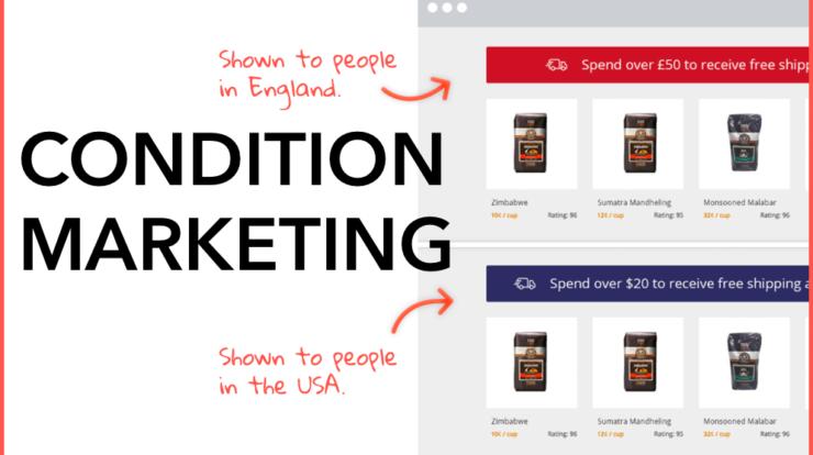 Condition Marketing 1