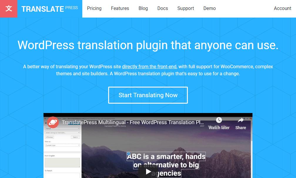 Danh gia chi tiet plugin da ngon ngu TranslatePress