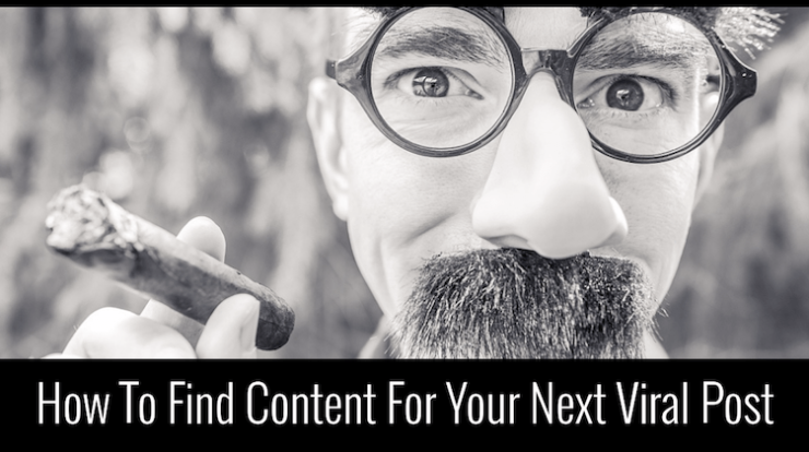 How To Find Viral Content