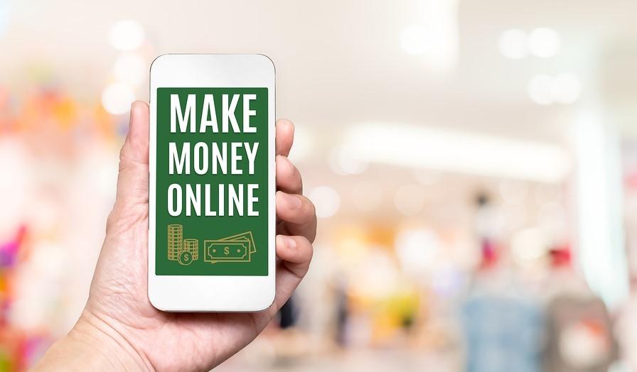 Top 10 ứng dụng kiếm tiền trên điện thoại Android Iphone mới nhất