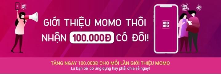 Momo - ứng dụng kiếm tiền trên điện thoại