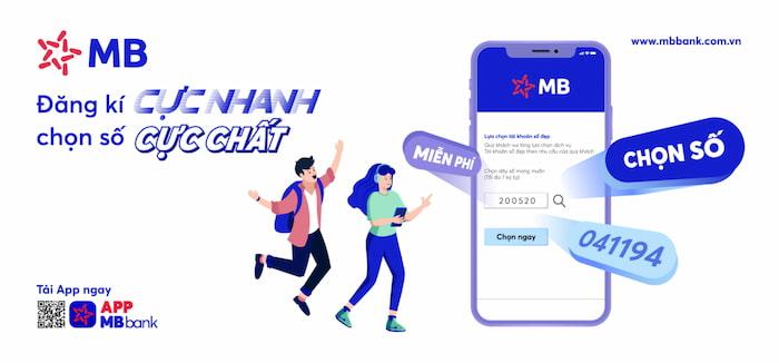 kiếm tiền trên điện thoại qua app MB Bank