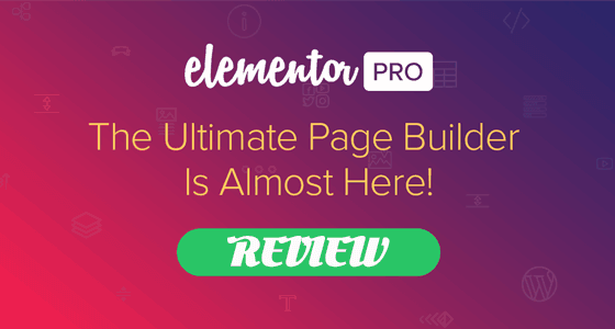 review elementor pro