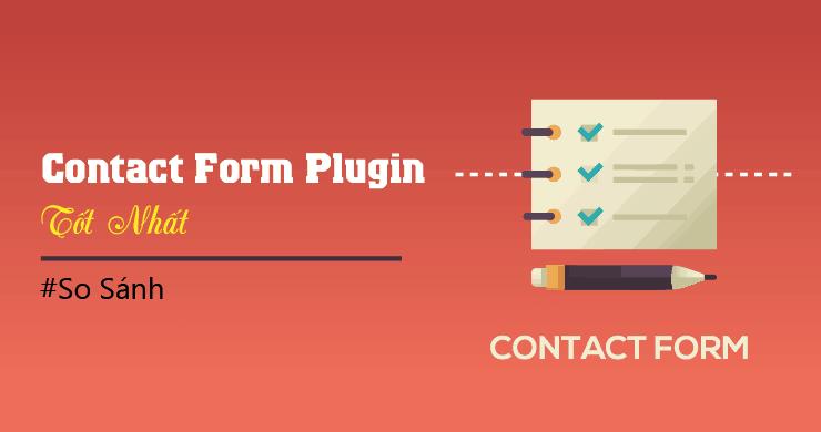 contact form plugin tot nhat