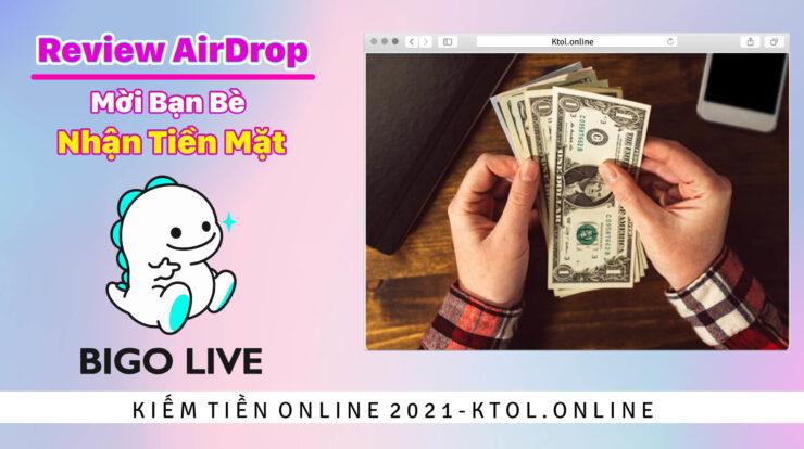 Bigo live airdrop earn scaled