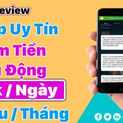 top5 app kiem tien online uy tin